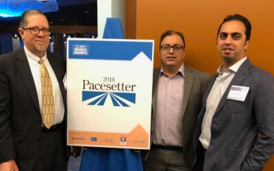 Avelead chosen as 3rd Fastest-Growing Healthcare Company for Atlanta Business Chronicle Pacesetter Award