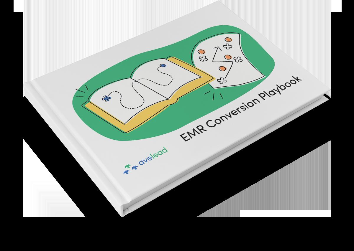 EMR Conversion Playbook Mockup