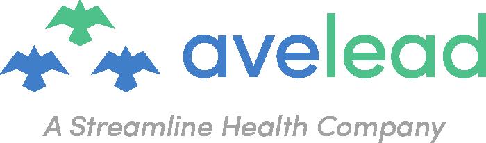Avelead Logo - A Streamline Health Company